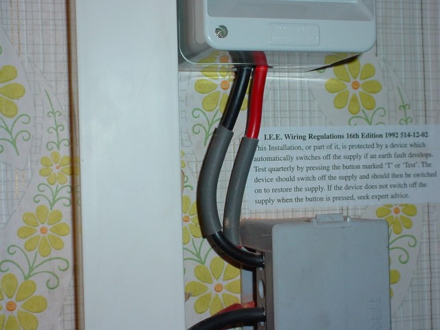 Home Electrics - Wiring Regulations 17th Edition Amendment 2